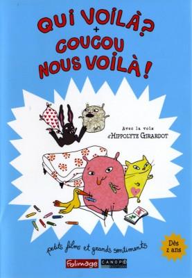 """Afficher """"Qui voilà + Coucou nous voila ! DVD"""""""