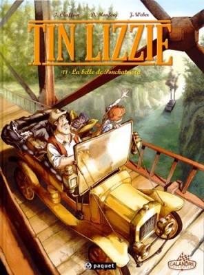 vignette de 'Tin Lizzie n° 1<br /> La belle de Ponchatowla (Thierry Chaffoin)'