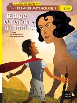 """Afficher """"Ma première mythologieOedipe et l'énigme du Sphinx"""""""
