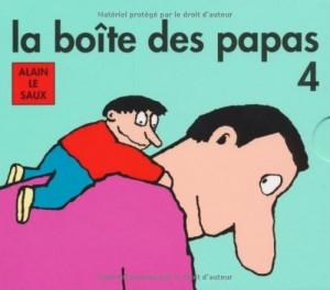 """Afficher """"La boîte des papas n° 4"""""""