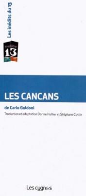 vignette de 'Les cancans (Carlo Goldoni)'