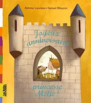 """Afficher """"Joyeux anniversaire, princesse Mélie"""""""