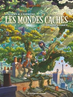 """Afficher """"Les mondes cachés L'arbre-forêt"""""""
