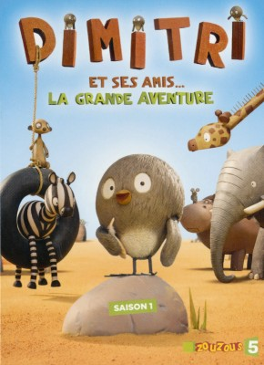 "Afficher ""Dimitri et ses amis... la grande aventure"""