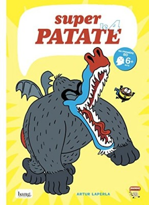 """Afficher """"Super Patate n° 4 Super patate"""""""