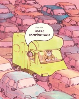 "Afficher ""Notre camping-car !"""