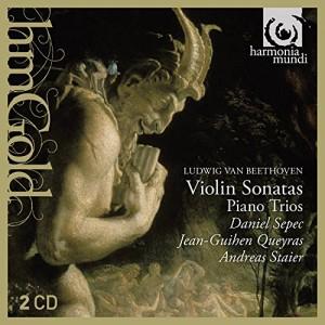 """Afficher """"Violin sonatas, Piano trios"""""""