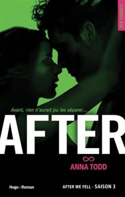 vignette de 'After n° 3<br />After we feel (Anna Todd)'