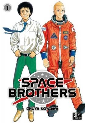 vignette de 'Space brothers n° 1 (Chuya Koyama)'