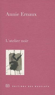 """Afficher """"L'atelier noir"""""""