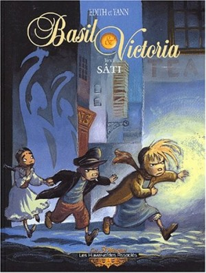 "Afficher ""Basil & Victoria n° 1 Sâti"""