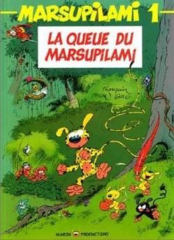 """Afficher """"Marsupilami n° 1 La Queue du Marsupilami"""""""