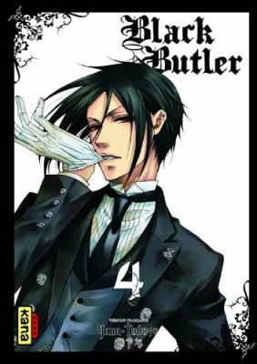 "Afficher ""Black Butler n° 4 Black Butler 4"""