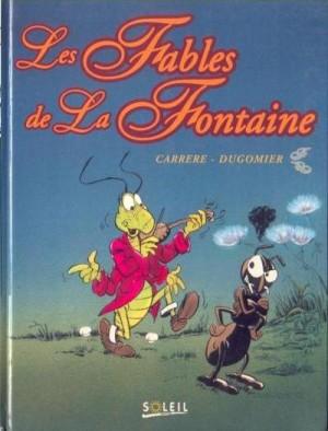 """Afficher """"FABLES DE LA FONTAINE -SOLEIL-"""""""