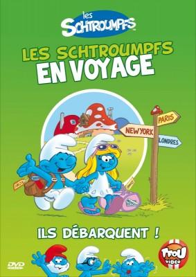 """Afficher """"Schtroumpfs en voyage (Les)"""""""