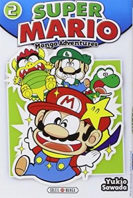"""Afficher """"Super Mario : manga adventures n° 2 Super Mario"""""""