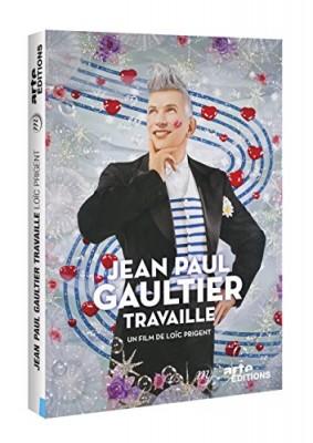 "Afficher ""Jean Paul Gaultier travaille"""