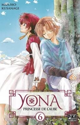 "Afficher ""Yona, princesse de l'aube n° 6"""