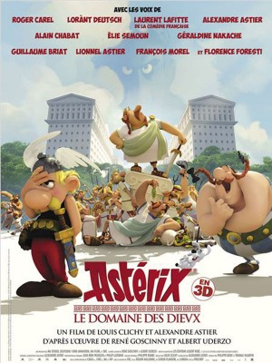 """Afficher """"Asterix et le domaine des dieux"""""""