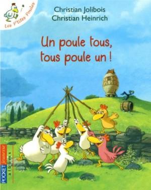 """Afficher """"Les p'tites poulesUn poule tous, tous poule un !"""""""