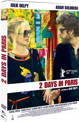 "Afficher ""2 days in Paris"""