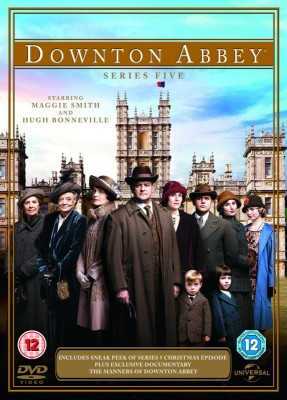 "Afficher ""Downton Abbey : Saison 5"""