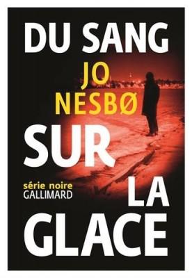 vignette de 'Du sang sur la glace (Jo Nesbo)'
