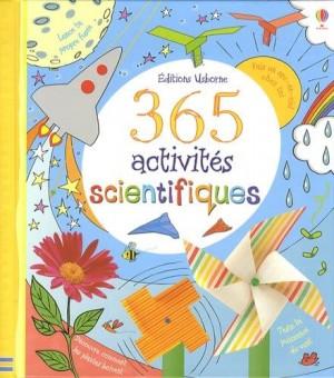 """Afficher """"365 activités scientifiques"""""""