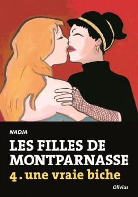 """Afficher """"Les filles de Montparnasse n° 4 Une vraie biche"""""""