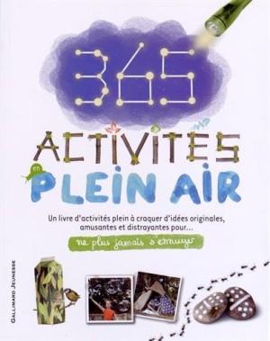 "Afficher ""365 activités plein air"""