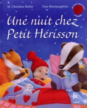 """Afficher """"Une nuit chez Petit Hérisson"""""""