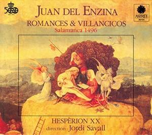 """Afficher """"Romances et villancicos"""""""