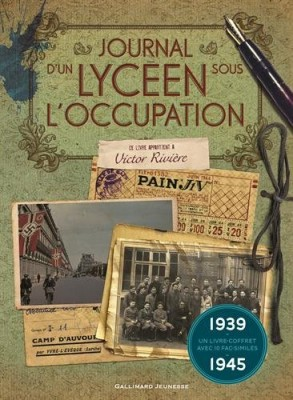 """Afficher """"Journal d'un lycéen sous l'Occupation"""""""