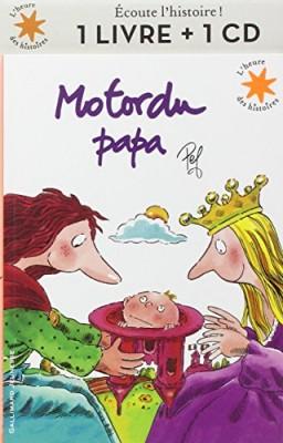 """Afficher """"L'heure des histoires n° 23 Motordu papa"""""""