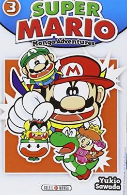 """Afficher """"Super Mario : manga adventures n° 3 Super Mario"""""""