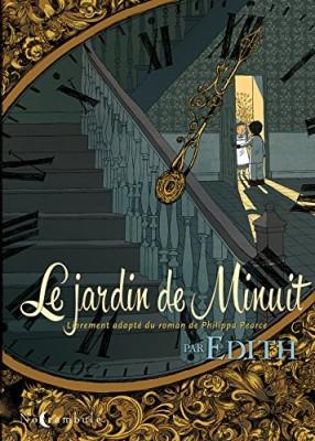 """Afficher """"Le jardin de minuit"""""""