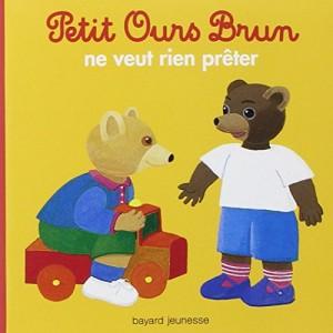 """Afficher """"Petit Ours Brun Petit Ours brun ne veut rien prêter"""""""