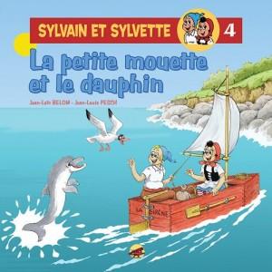 """Afficher """"Sylvain et Sylvette n° 4 La petite mouette et le dauphin"""""""