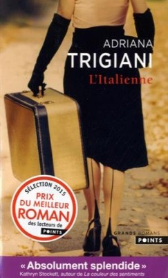 vignette de 'L' italienne (Adriana Trigiani)'