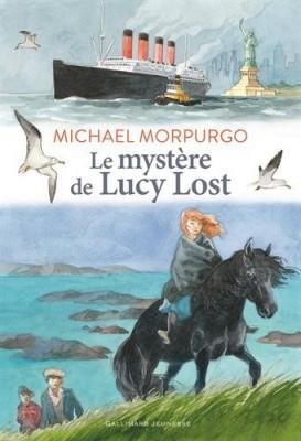 """Afficher """"Le mystère de Lucy Lost"""""""