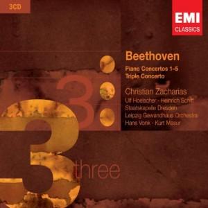 "Afficher ""Piano concertos 1-5"""