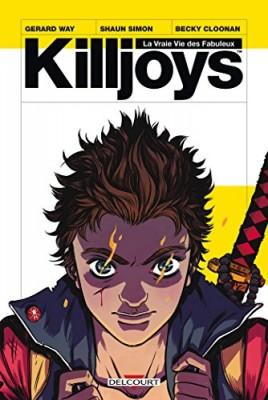 """Afficher """"Killjoys"""""""