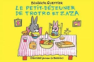 """Afficher """"Le petit-déjeuner de Trotro et Zaza"""""""