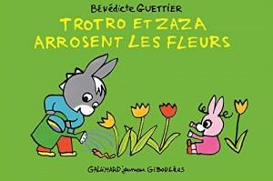 """Afficher """"Trotro et Zaza arrosent les fleurs"""""""