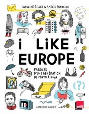 vignette de 'I like Europe (Caroline Gillet)'