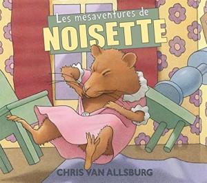 """Afficher """"Les mésaventures de Noisette"""""""