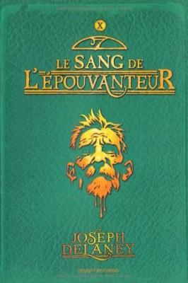 """Afficher """"L'Épouvanteur n° 10 Le sang de de l'épouvanteur"""""""