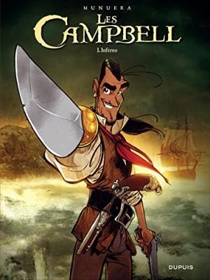 vignette de 'Campbell (Les) n° 1<br /> Inferno (José Luis Munuera)'