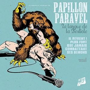 vignette de 'La langue de la bestiole (Renaud Papillon Paravel)'