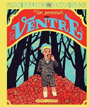 vignette de 'Un pommier dans le ventre (Simon Boulerice)'